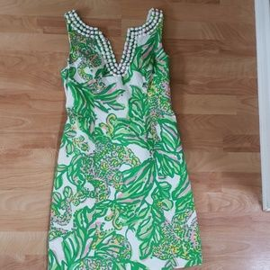 Lilly Pulitzer Blaire Beaded Shift